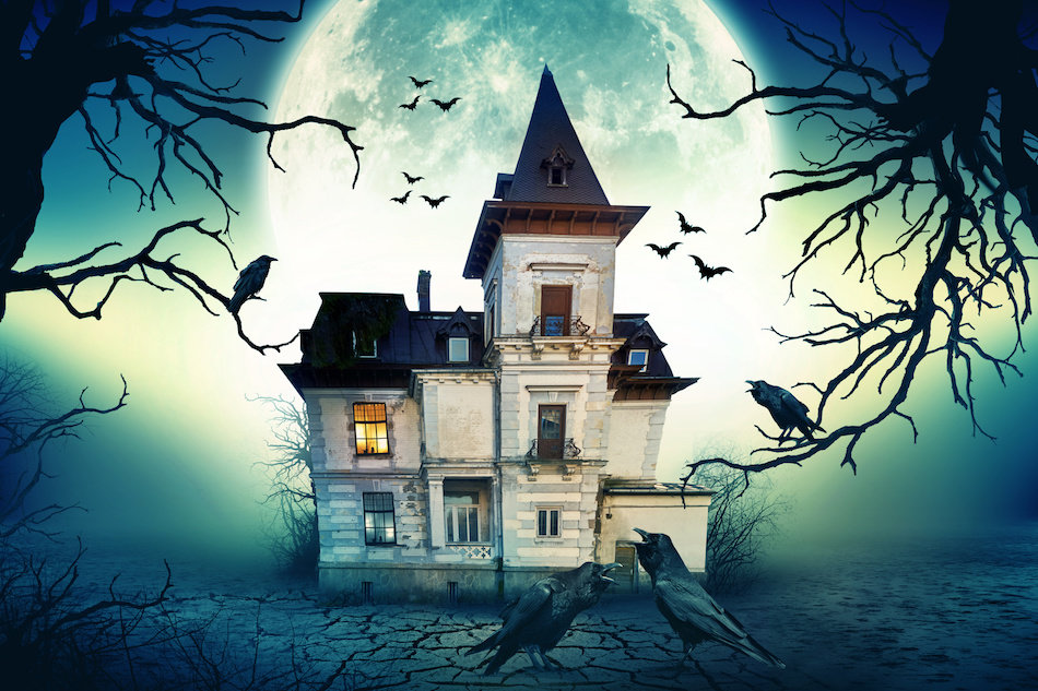 Where Are the Scariest Haunted Houses in Edmonton?