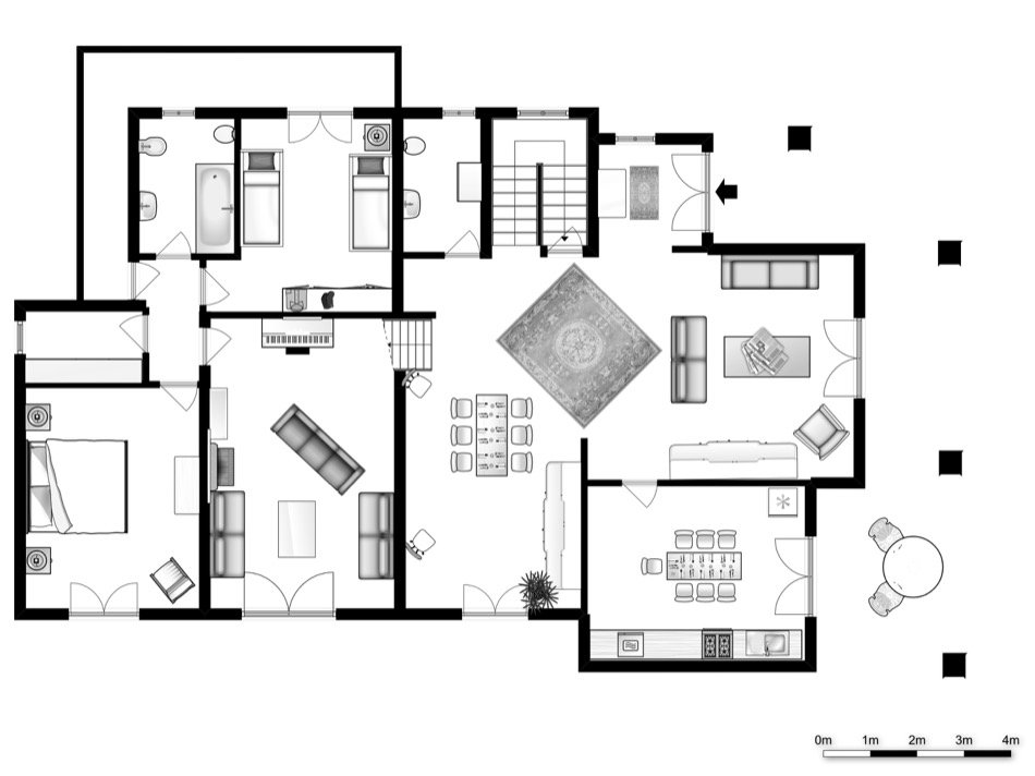 4 Things to Know About Floor Plans