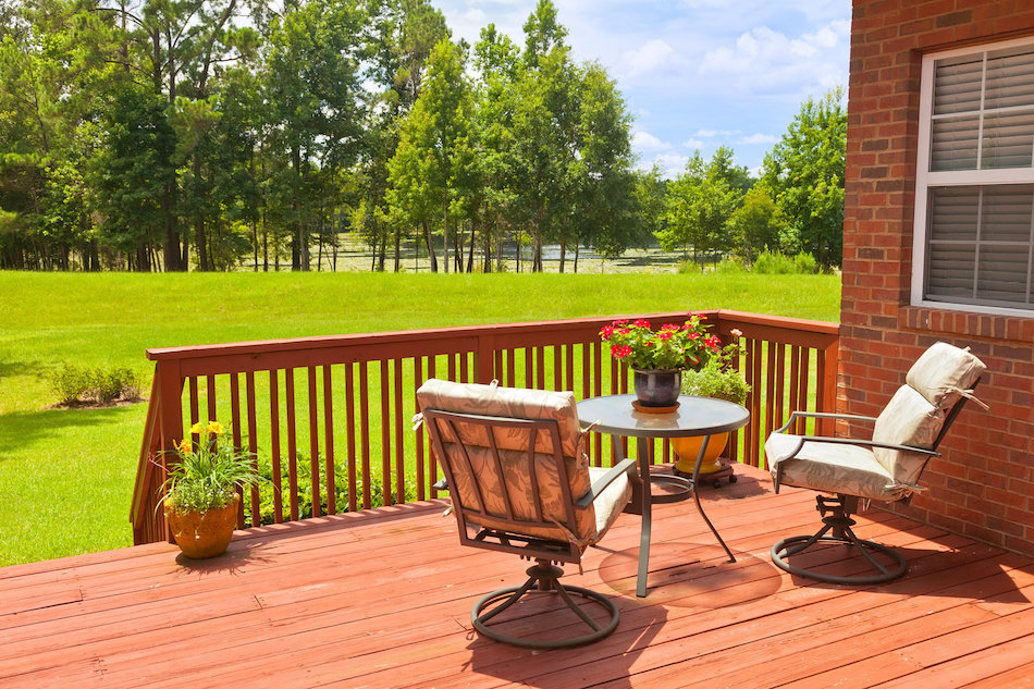 The ROI of Installing a Deck On Your Home