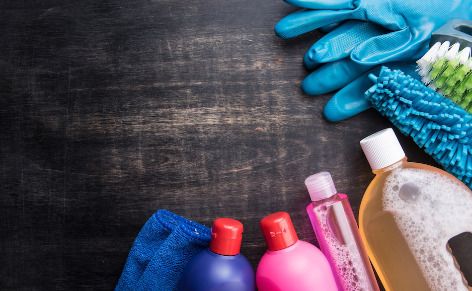 Store-Bought Cleaners for Cleaning Oven
