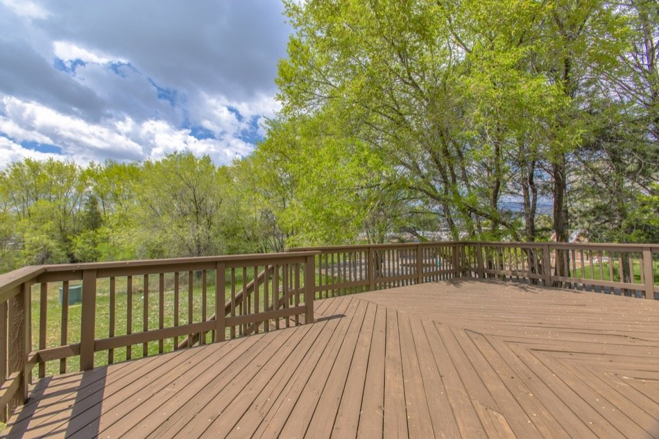 How Can a Deck Improve a Home's Resale Value?