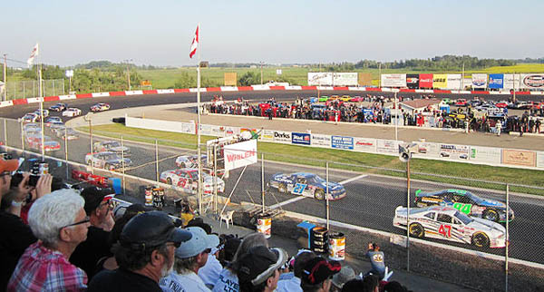 Edmonton International Raceway - Image Credit: https://en.wikipedia.org/wiki/File:Alberta_Has_Energy_300_green_flag.jpg